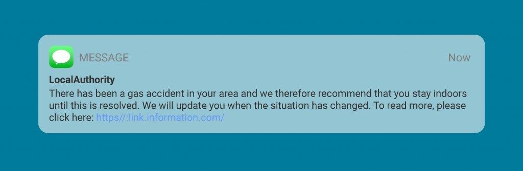 SMS Notification Service