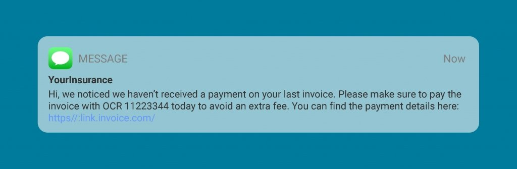 Customer Reminders via SMS