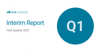link mobility q1 2021 financial report